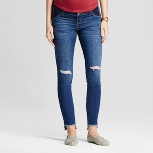Maternity Skinny Jeans by Isabel Maternity